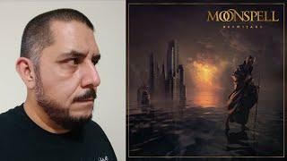 MOONSPELL - Hermitage comentario reseña