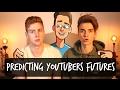 PREDICTING YOUTUBERS FUTURES