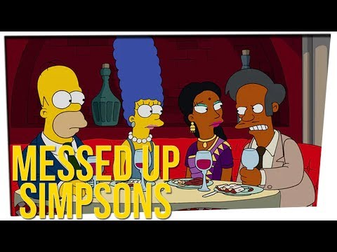 The Simpsons Addresses Racial Issues ft. Boze & DavidSoComedy
