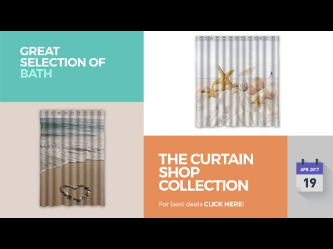 The Curtain Shop Collection Great Selection Of Bath Products