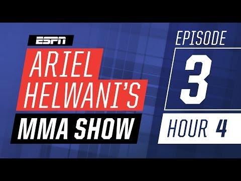 Jeremy Stephens, Demetrious Johnson [Episode 3/Hour 4] | Ariel Helwani's MMA Show | ESPN