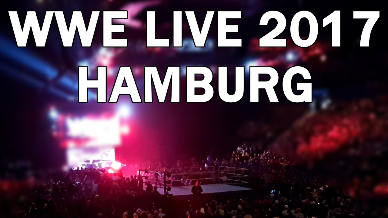 Wwe Live Hamburg