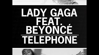 Lady Gaga - Telephone ft. Beyoncé (Instrumental + Download)