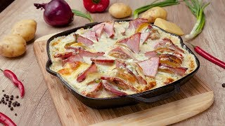 Сырный картофель - Рецепты от Со Вкусом