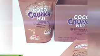 ❤잇츠리얼넛츠 코코크런치넛3종 혼합세트/코코넛칩 견과류…