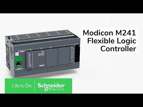 Modicon M241 – The Flexible Logic Controller