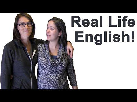 English Conversation & Idioms -- Study American Pronunciation