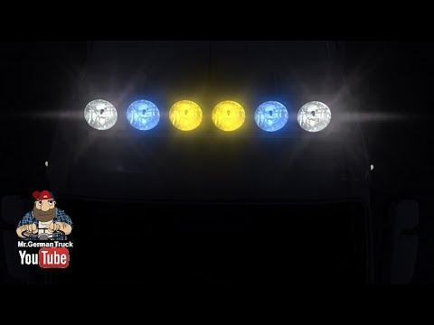 ETS2 v1.28] Hella Rallye 3000 v1.0 - YouTube