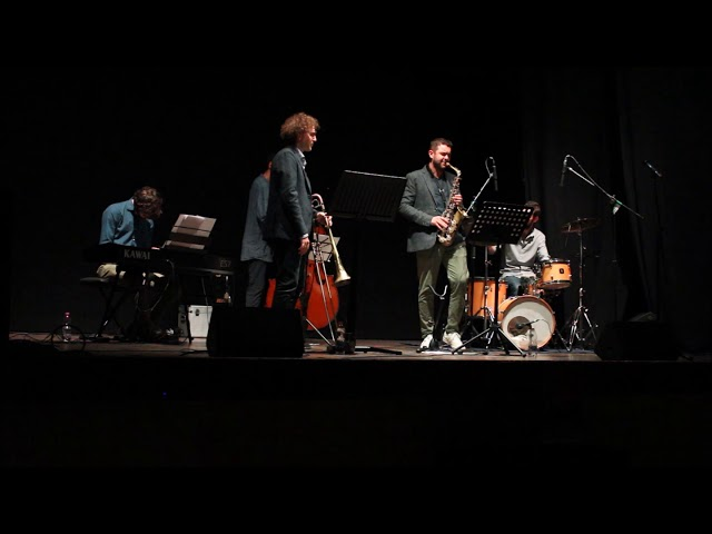 Riccardo Federici Quartet & Massimo Morganti - In a Sentimental Mood Live