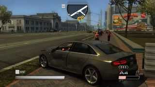 Driver: San Francisco - Audi A4 2 0 TFSI (2010)