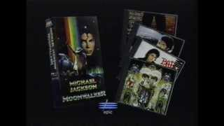 Michael Jackson Discography Commercial -  Epic Records 1993