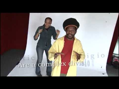 "Dub Poet ANTON ""Complex"" featuring Angela McKenzie"