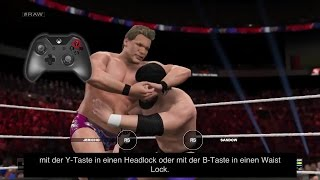 WWE 2K15 - Gameplay-Verbessungen Tutorial [DE]