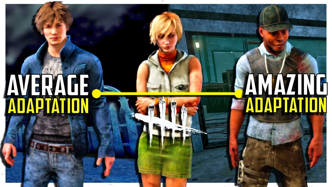 Download Every Licensed Survivor Adaptation Ranked Worst to Best (Dead by Daylight Tier List)