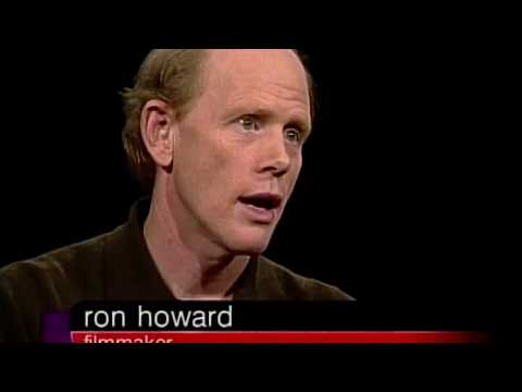 """Ron Howard Interview On """"A Beautiful Mind"""" (2001)"""