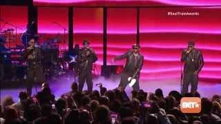 ★Soul Train 2014 Music Awards Jodeci (1080p)★