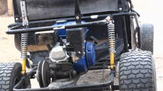 Yerf Dog Go Kart Engine Removal & Install