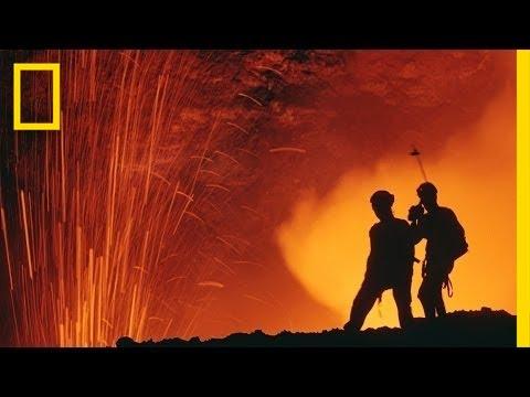 Carsten Peter: Inside the Nyiragongo Volcano | Nat Geo Live