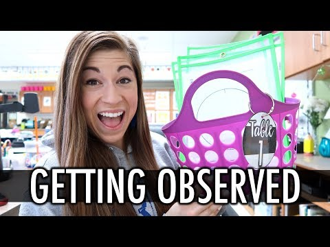 Prepping for an Observation | Teacher Evolution Ep 34