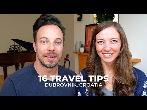 First Time in Dubrovnik??? | 16 TRAVEL TIPS | TRAVEL HACKS | VISIT DUBROVNIK, CROATIA