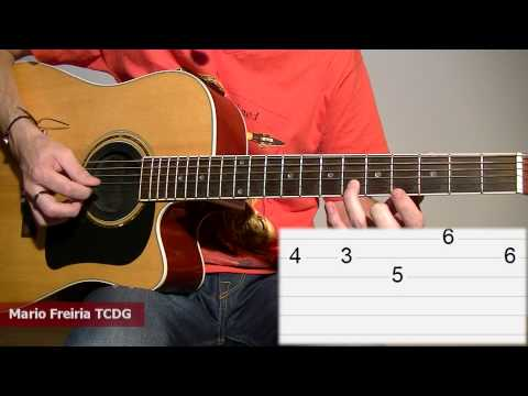 How To Play Star Wars Theme Song: Guitar Tabs Lesson TCDG