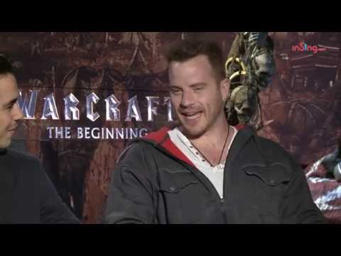 WARCRAFT Interview: Rob Kazinsky says he is fated to act in