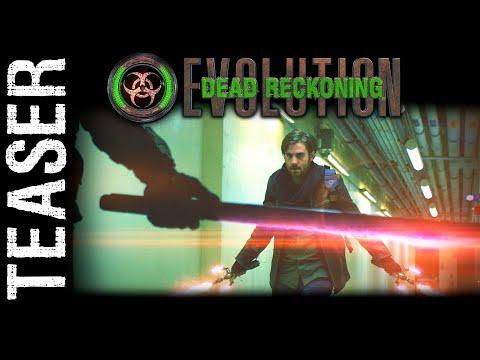 "Dead Reckoning: Evolution ""Pilot"" Teaser Trailer   Sci-Fi Zombie Series"