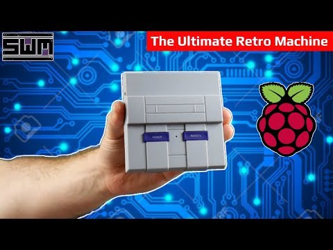 Building The SNES Classic Raspberry Pi Edition!   Tech Wave