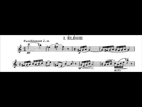 Sonata for Oboe and Piano, FP185 (Poulenc)
