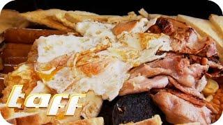 Das FETTESTE Frühstück EVER | taff | ProSieben