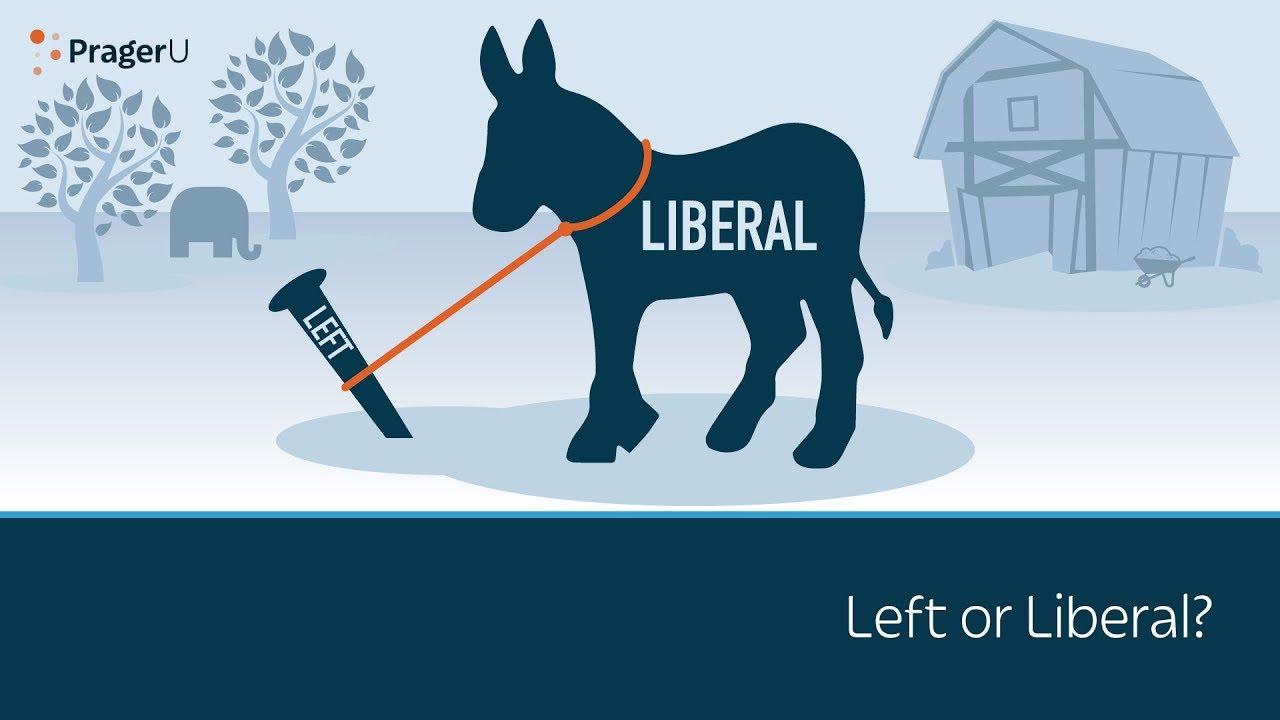 Left or Liberal? by PragerU