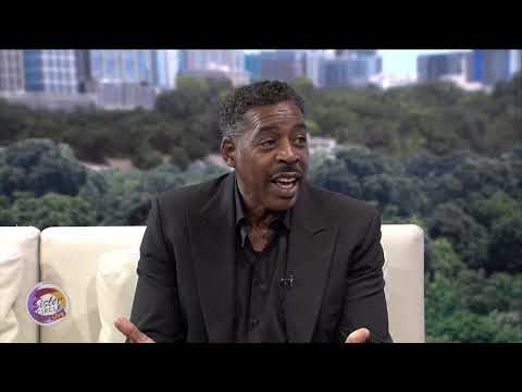"Ernie Hudson & Director Trey Haley of ""Carl Weber's : The Family Business"""