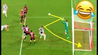 NUOVI Momenti Più DIVERTENTI Del Calcio 2018 #111 - Funny Moments, Gol, Autogol, Fail