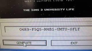 !the sims 3 university life | product keygen
