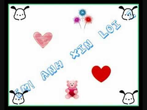 Em! Anh Xin Lỗi 2 - Timmis, Cubb, C.Walk: Comment and Rate plzz ^^! Download: http://www.mediafire.com/?u45xsfqbunfl45i  intro: oaizz...nổi đau, rồi cũng sẽ qua...timmis, cubb, and c walk...tc double mb....cho 1 một người con gái em đã từng yêu,...GVR for love...  [Melody] C-walk Trời đầy mây xám, từng cơn gió cuốn xoáy mang nỗi đau nơi này Sao khi xưa người quay lưng nỡ ra đi ko nói một câu Để giờ lòng anh nát tan... Giờ lệ tuôn rơi hòa trong tiếng mưa rơi ngoài hiên trong bóng đem ưu buồn Lang thang đi tìm em giữa không gian bao la mịt mù Mong chờ 1 tia sáng êm đềm...  [Verse 1] Timmis chẳng lẻ tình cảm suốt mấy năm qua lại có thể mất trắng ôi bao nhiêu câu ca đằng đêm chỉ biết ngồi lại và để mà từng ngày đặt cay bút viết rồi lại xóa để nói lên hết dc tất cả tình cảm thiết tha để nghe dc những tiếng mật ngọt lời hoa rồi lại tuôn nướt mắt xót xa nhìn ai bên nguòi ta vai kề vai bên người ta tay cầm tay tiếng cuoi` noi' vang xa chim từng bầy như tung cánh ngân nga hót vang như mừng đôi chim thiên nga rót cạng chén rượu con tim băng giá có lẽ vì anh đã trót mang 1 tình cảm qua sâu nặng cho nàng ngừoi ơi có biết khi mà em ra đi và khong 1 chút lyến tiếc khi mà tình phân li vì em đã nhẫn tâm giết một trái tim mà bây giờ đã không còn tha thiết giờ thì anh đã biết, nhưng thiết vẫn nghĩ là em sẽ còn giữ chút gì đó cho anh dù chỉ là 1 phần thật nho nhỏ trong em nhưng hình như với em là quá khó bởi vì trong tim em đó, đã không còn và có một hình bóng của ai đó như làn mây dc cơn gió mới cuốn bay đi chỉ còn núi ở lại đó mãi ở lại đó, và chờ đợi đến một ngày mây quay về và em vẫn đi, và thời gian đã làm lạnh tận đáy lòng của chàng tình si ngày ấy và em đã thấy, nui vẫn cứ sống mà ko cần đến mây sông vẫn cứ chảy như lòng em đã đổi thay và rồi đến một ngày anh đã không còn chút gì vấn vương thì một lần nửa tự hỏi tại sao em lại quay về.....  [Melody] C-walk  [Verse 2] Cubb Giấu hết nước mắt chôn sâu nỗi đau thật là quá khó... Tình anh vẫn còn đó... Kỉ niệm đẹp đã từng có giờ thì