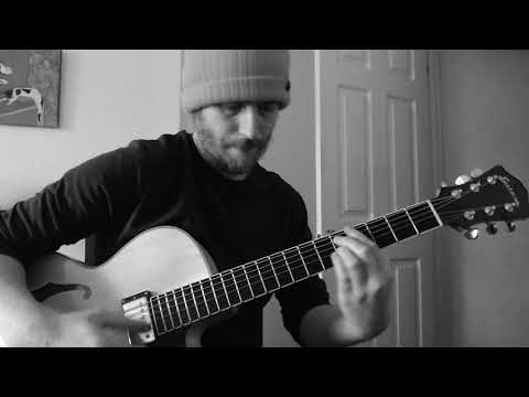 Jamie Bell - Petite Fleur - Solo Jazz Guitar
