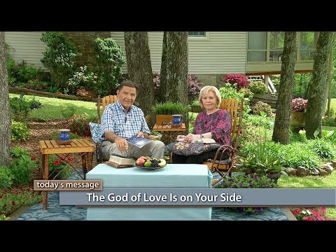 The God of Love Is on Your Side
