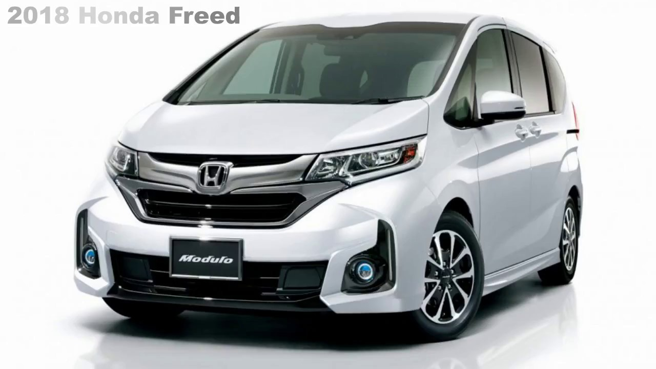 2018 Honda Freed Youtube