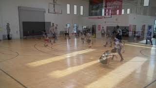 2019 PTBA Winter Adult League Week 3-Division IV: Back Door Action(45) vs The Bluffers(52)