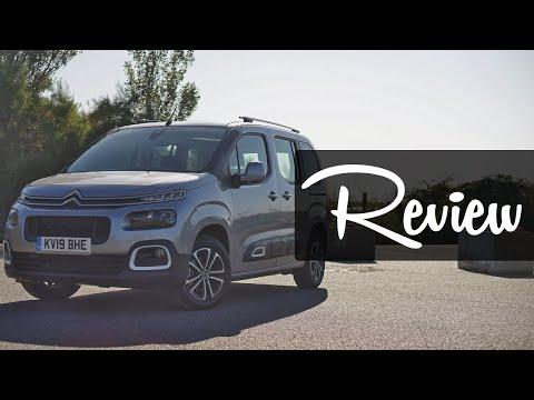2019 Citroen Berlingo Review - a personal utility workhorse?