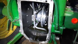 🔧John Deere 6920 🇺🇸 Odc. 1 naprawa wałka odbioru mocy