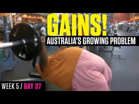 Australia's GROWING Obesity Problems | DAY 37