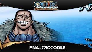 [PS2/NGC]One Piece Grand Adventure - Detonado FINAL[CROCODILE]