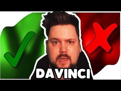 Wie hat sich Davinci nach der Kritik entwickelt? 👎👍