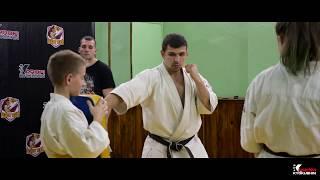 Формирование двигательных умений и навыков в киокусинкай каратэ