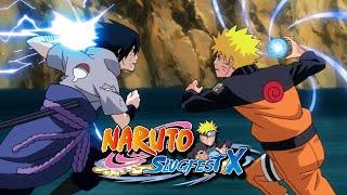 Naruto Slugfest X - Naruto Shippuden Online 3D Game