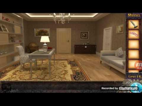 Escape Game 50 Rooms 1 Level 16 Walkthrough Youtube
