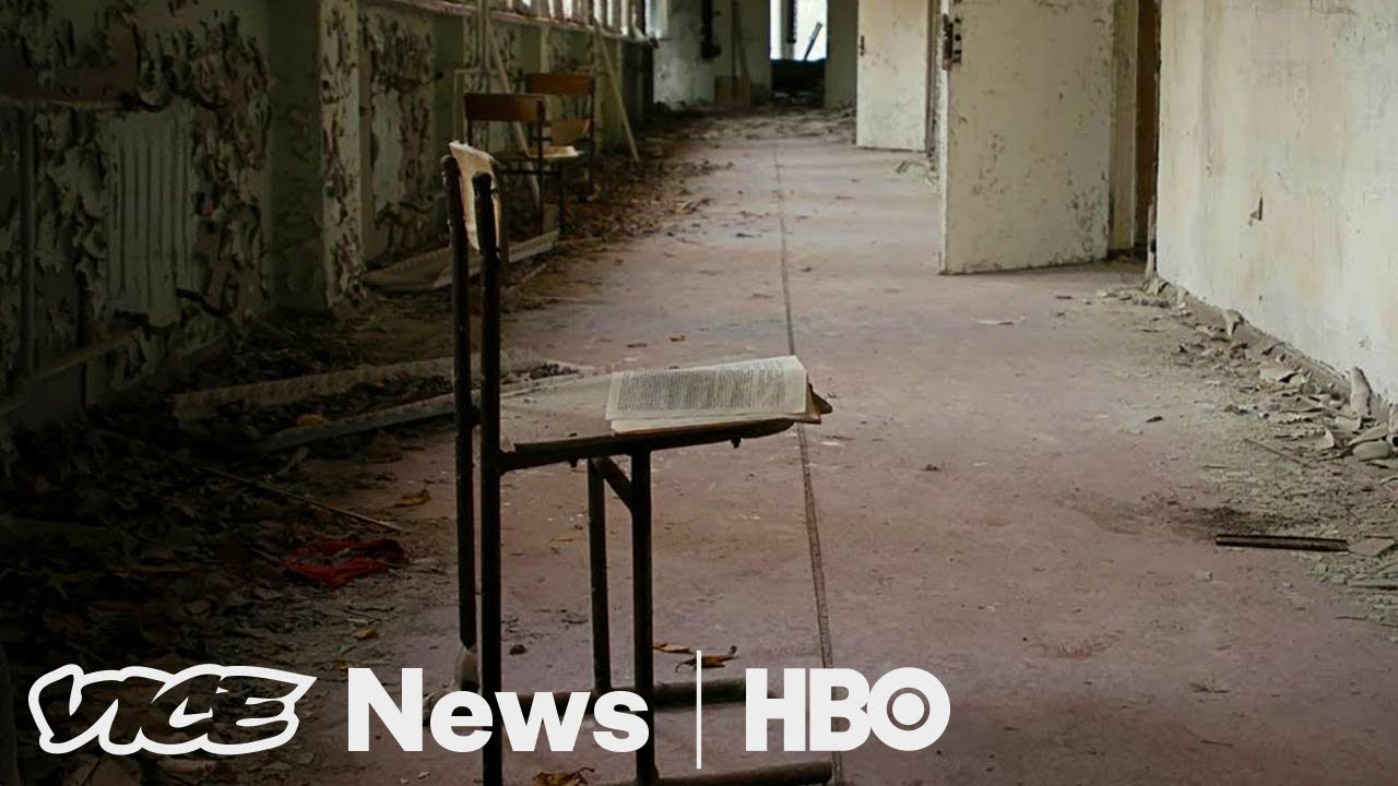 Inside The Clean-Up Of Chernobyl, The World's Worst Nuclear Disaster (HBO)
