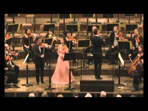 20101111 Violinist Sanghee Cheong(Sania Cheong) and Anton Sorokow, Schwingungen Herbstkonzert