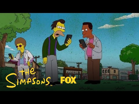 The Simpsons Pits Futurama Ship Against The Orville in 'Treehouse of Horror XXIX' — Watch Sneak Peek